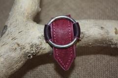 Bracelet anneau argent
